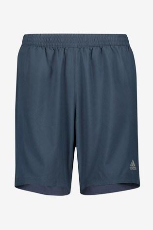"""adidas 7"""" Run It Shorts"""