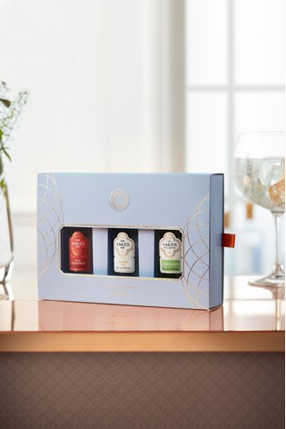 Gin Collection 3x 5cl Gift Pack by The Lakes Distillery