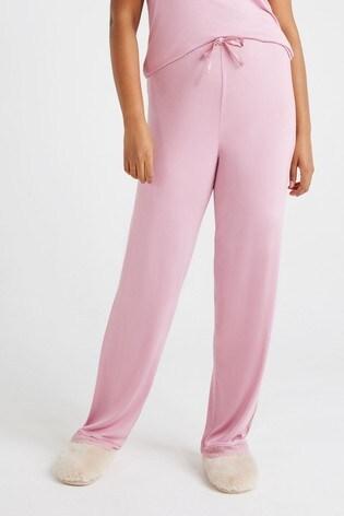 F&F Rose Lace Modal Pants