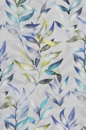 Asara Sky Blue Made To Measure Curtains