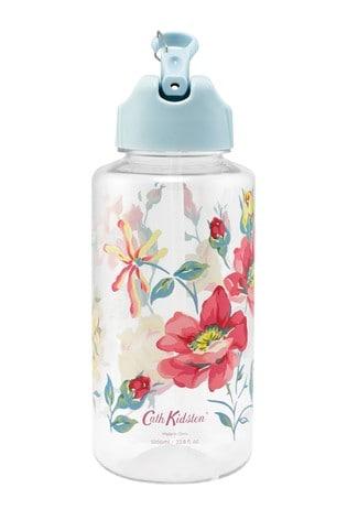 Cath Kidston® Pembroke Rose 1L Water Bottle