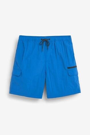 Cobalt Utility Swim Shorts