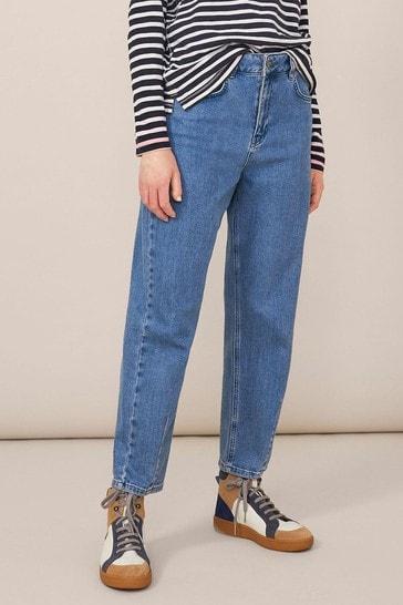 White Stuff Denim Barrel Leg Jeans