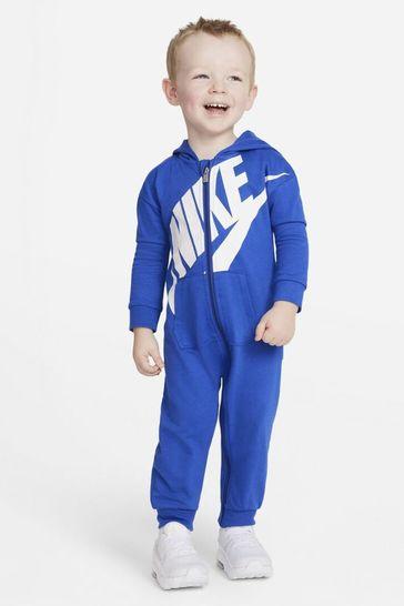 Nike Blue Futura Pramsuit