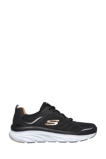 Skechers® DLux Walker Lace-Up Sports Trainers