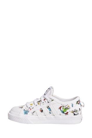 Buy adidas Originals White Disney