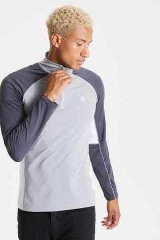 Dare 2b Grey Interfused II Core Stretch Sweater