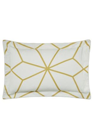 Harlequin Axal Geo Cotton Pillowcase