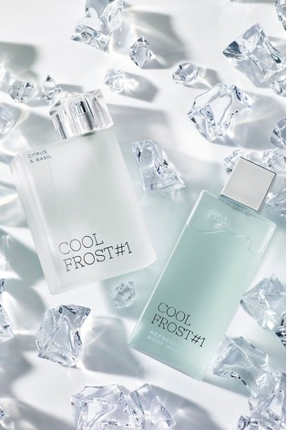 Cool Frost 100ml Eau De Toilette Gift Set
