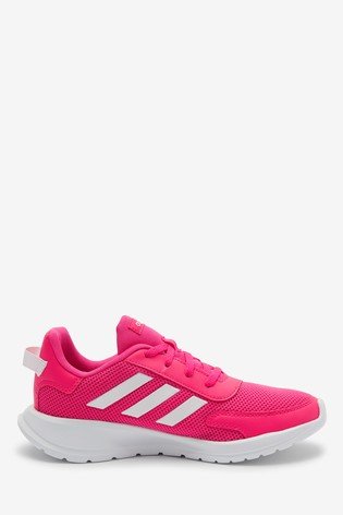 adidas Run Pink Tensaur Run Junior & Youth Trainers