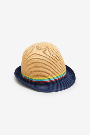 Multi Rainbow Trilby (Younger)