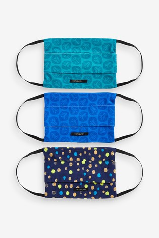 Hot Squash Women's Mixed Pack Of Three Face Coverings