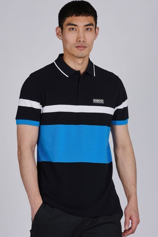 Barbour® International Clax Stripe Polo Shirt