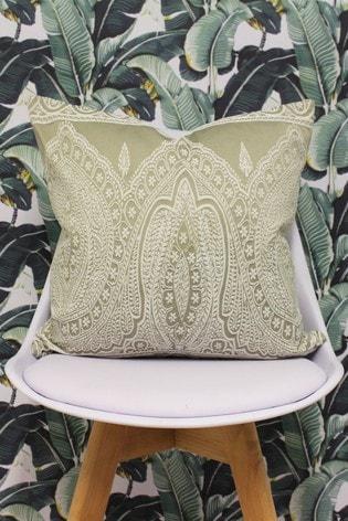 Paisley Cushion by Riva Home
