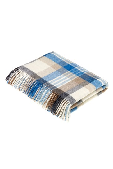 Bronte by Moon Melbourne Merino Lambswool Throw