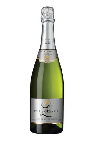 Cremant de Loire Cuvee Platine Louis de Grenelle Single by Le Bon Vin