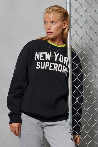 Superdry Limited Edition City College Sweatshirt