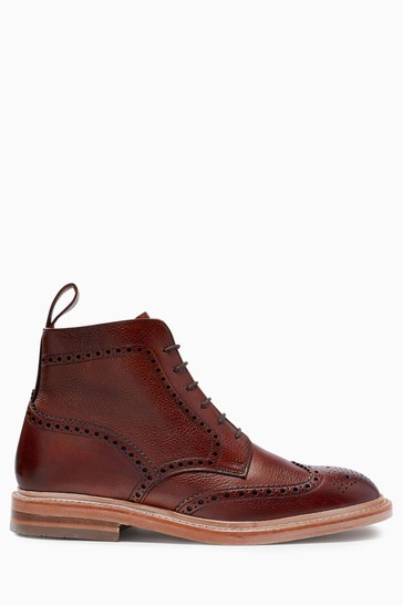 Loake For Next Brogue Boots