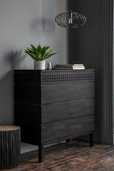 Boho Boutique 4 Drawer Chest By Hudson Living