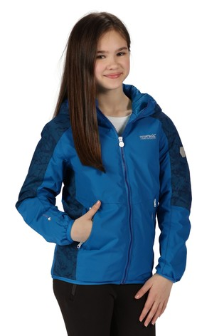 Regatta Blue Volcanics Iv Waterproof Jacket