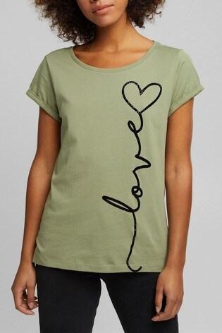 Esprit Green Relax T-Shirt
