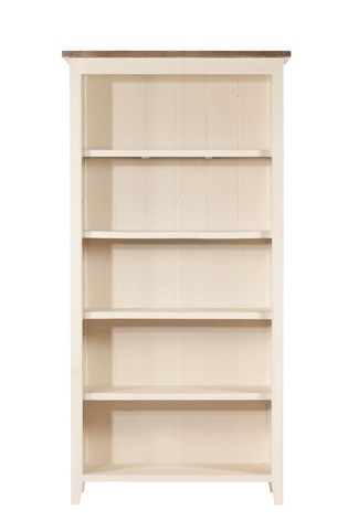 Cotswolds Tall Bookcase by Design Décor