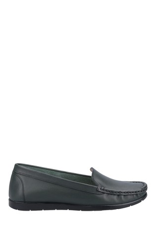 Fleet & Foster Green Tiggy Slip-On Loafers