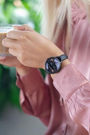 Reflex Active Series Black 3 Smart Watch