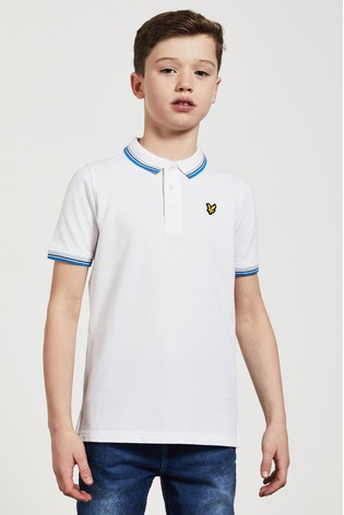 Lyle & Scott Tipped Poloshirt