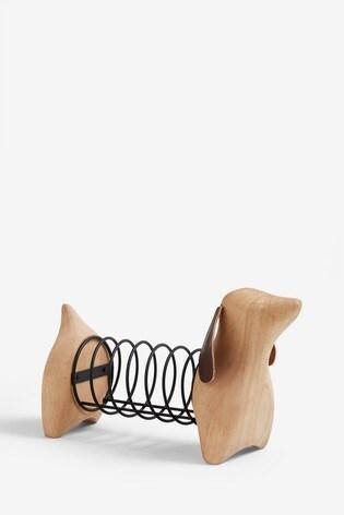 Sausage Dog Letter Rack
