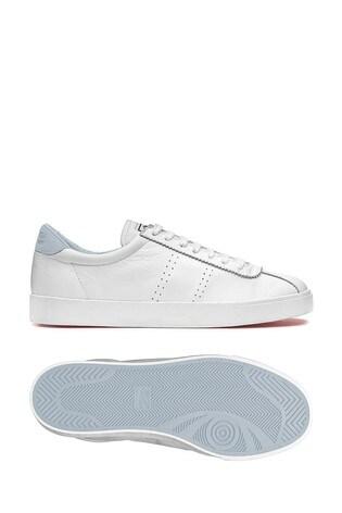 Superga® 2843 White Trainers