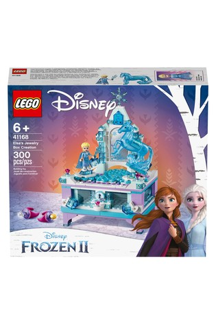 LEGO® Disney™ Frozen 2 Elsa's Jewellery Box Creation Set 41168