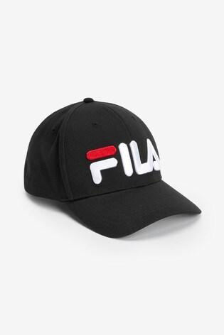 Fila Large Logo Cap