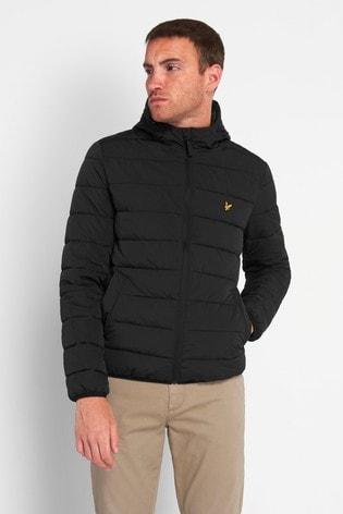 Lyle & Scott Plus Size Padded Jacket
