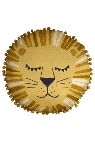 Little Furn Lion Cushion by Furn