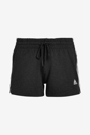 adidas Essential 3 Stripe Shorts