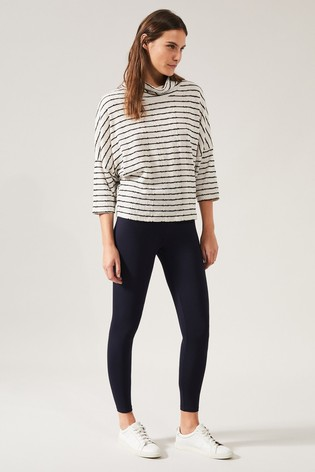 Phase Eight Blue Lizzie Leggings