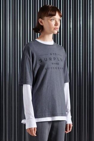 Superdry Surplus Graphic T-Shirt