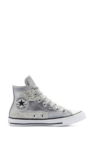 Buy Converse Glitter Trainers from Next