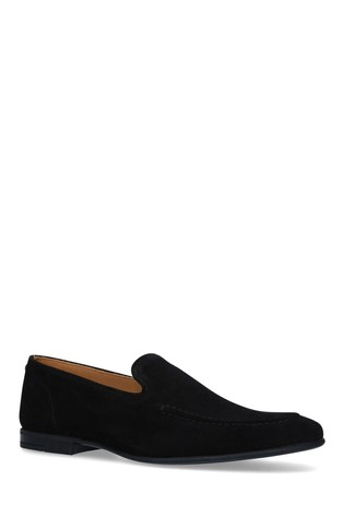 Kurt Geiger London Palermo Black Loafers