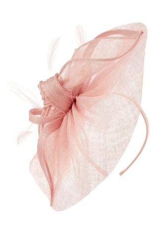 Accessorize Pink Free Form Headband