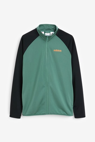 adidas Teal Core Tracksuit