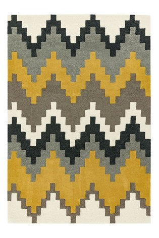Asiatic Rugs Matrix Chevron Wool Rich Rug