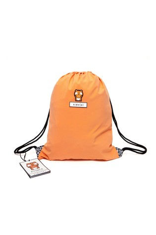 Dinoski Orange Pounce Tiger Ski Suit