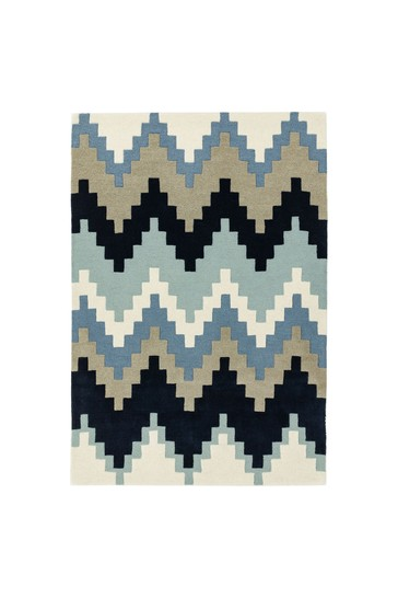 Asiatic Rugs Matrix Chevron Wool Rich Rug