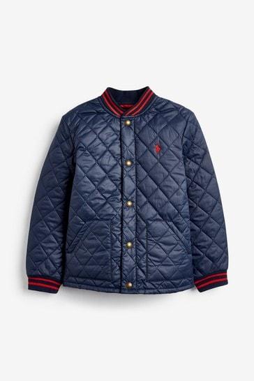 Ralph Lauren Navy Military Jacket