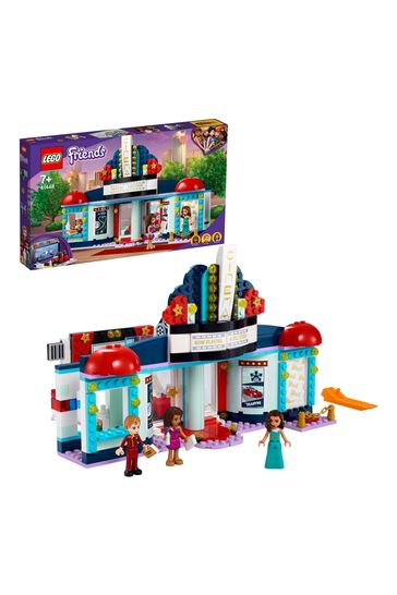 LEGO 41448 Friends Heartlake City Movie Theatre Cinema Set