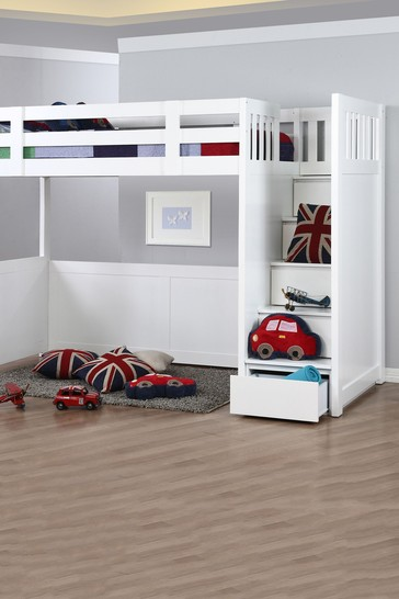 Neutron High Sleeper By The Children's Furniture Company