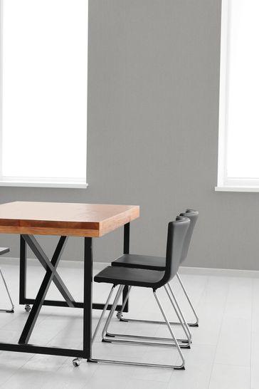Art For The Home Grey Superfresco Easy Calico Wallpaper