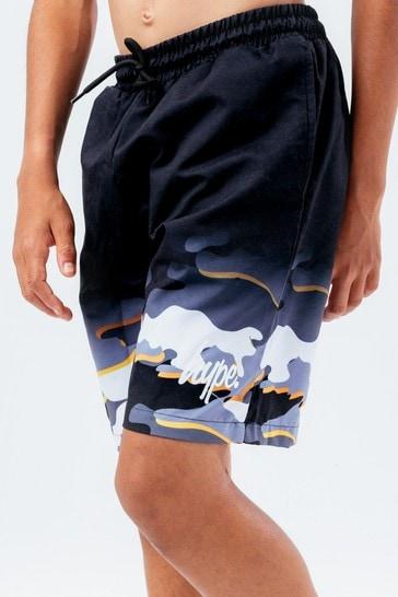 Hype. Camo Fade Swim Shorts